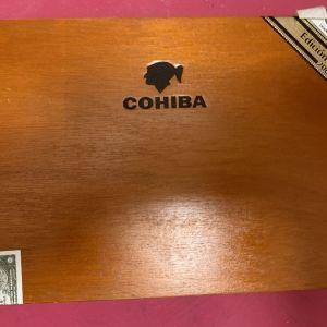 Κουτί πούρων COHIBA