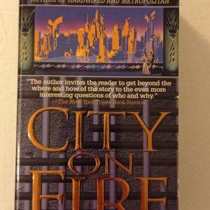 ΒΙΒΛΙΑ ΞΕΝΟΓΛΩΣΣΑ 134/200 CITY ON FIRE