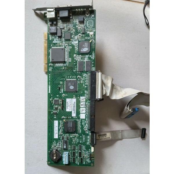 PCI karta grafikon COMPAQ me montem ke kontrolers