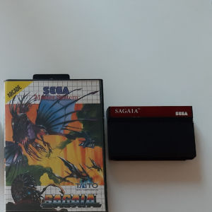 Sagaia Sega Master System