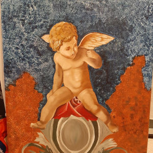Πίνακας αγγελάκι
