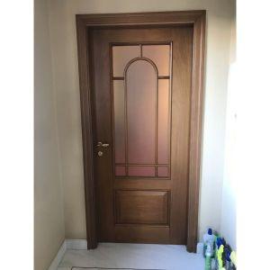 Πορτα Εσωτερική ξύλινη με/χωρίς τζαμι