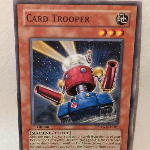 CARD TROOPER - YugiOh