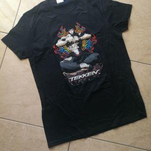 Σπάνιο συλλεκτικό μπλουζάκι Tekken 7