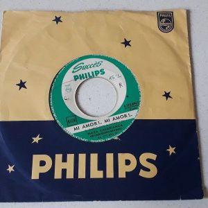 Vinyl record 45 - Maya Casabianca