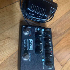 MXR M80 bass distortion