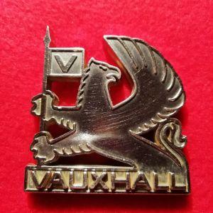 Αυθεντικό σήμα  Vauxhall παλαιού τύπου
