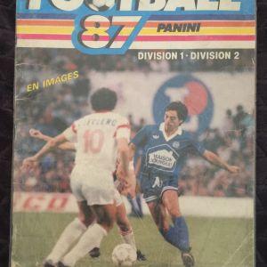 Γαλλικό Αλμπουμ FOOTBALL 87 (λείπουν 132/458)