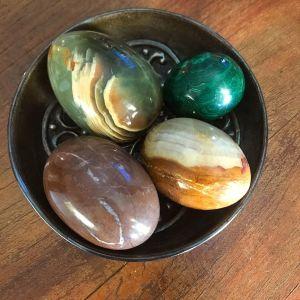Αυγά Διακοσμητικά Όνυχας & Μαλαχίτης