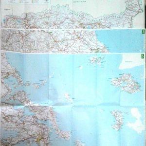 3 μεγάλοι οδικοί χάρτες