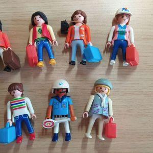 Playmobil φιγούρες city life.