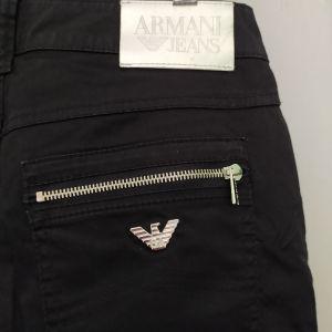 Vintage Armani Jeans μαυρο παντελονι.