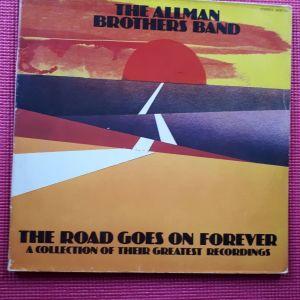 ALLMAN BROTHERS BAND (βινυλιο/δοσκος classic rock/southern)