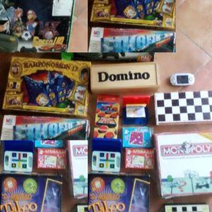 Παιχνίδια επιτραπέζια