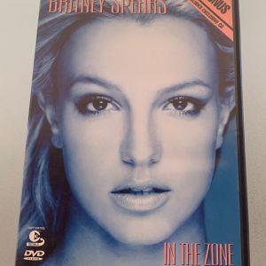 Britney Spears - In the zone cd + dvd
