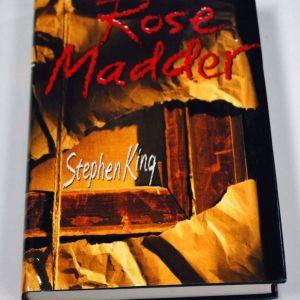 Rose Madder HC (1995 Novel) By Stephen King
