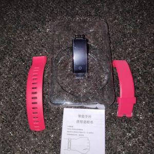 Smartband Γυναικειο Σε Ροζ Χρωμα