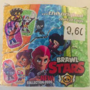 BRAWL STARS (Κουτί με 50 φακελάκια)