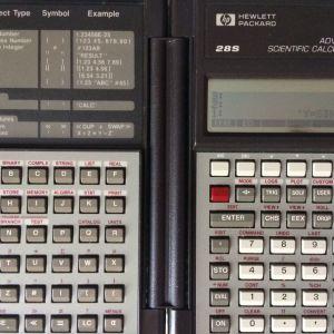 HP 28S Advanced Scientific Calculator, άριστο