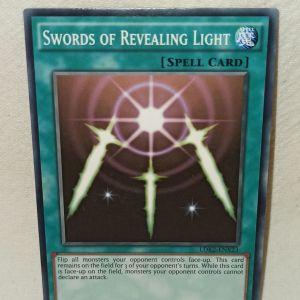 Swords of revealing light YuGiOh