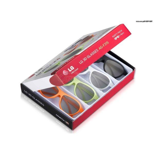 LG Cinema 3D Glasses AG-F315