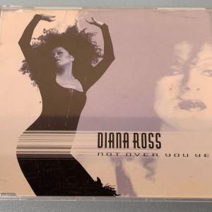 Diana Ross - Not over you yet 3-trk cd single