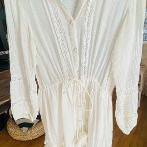 Ρομαντικό Φόρεμα Boho XS