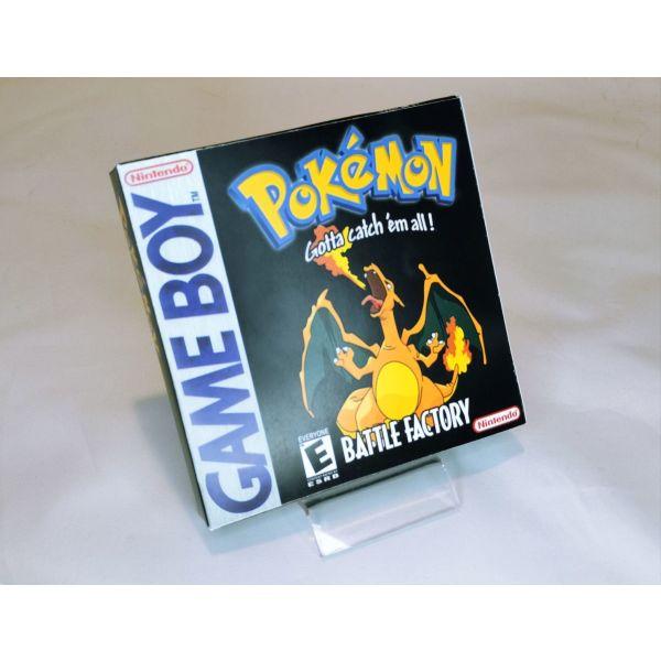 Pokemon Battle Factory kaseta & koutaki Game Boy Gesto_official