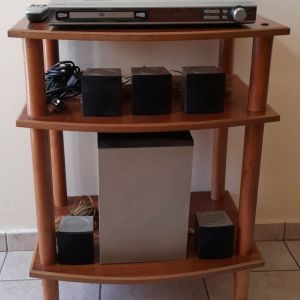 Philip's dvd home theater system MX 2500/01