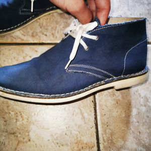 Αντρικά παπούτσια νούμερο 42