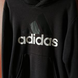 Adidas athletics basic hoodie