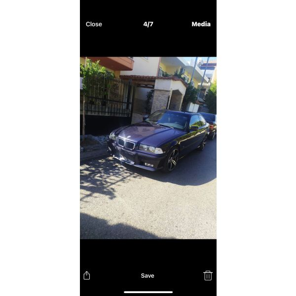 BMW E36 318IS 2001 timi sizitisimi