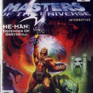 MASTERS OF THE UNIVERSE - PS2