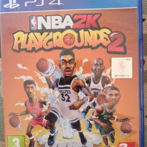 ps4 basketball games