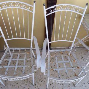 2 καρέκλες φερ Φορζέ