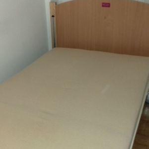 Νοσοκομειακό ηλεκτρικό κρεβάτι.