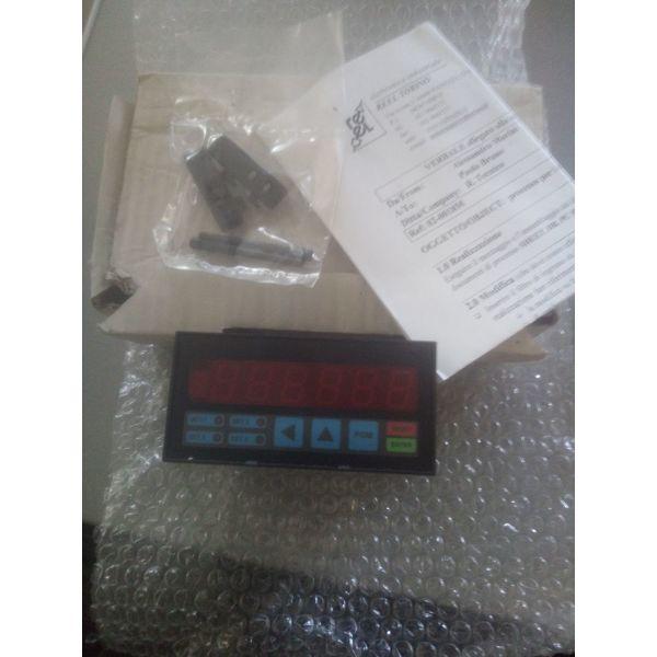 G2X 24VAC metritis sichnotitas, tachimetro, metritis paragogis, metritis litron