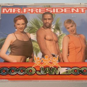 Mr. President - Coco jumbo 8-trk cd single