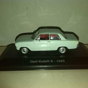 Opel Kadett B - 1965 Μινιατουρα (Hachette)