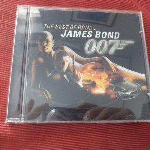 THE BEST OF JAMES BOND CD