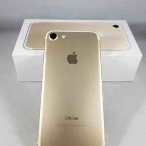 Iphone 7 Gold Original (32GB) Καινούργιο Εκθεσιακό 9 Μήνες εγγύηση.