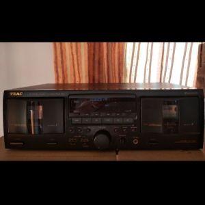 Κασετόφωνο deck Teac - W 780