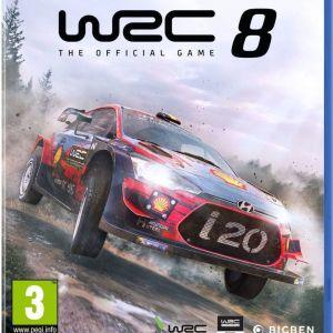 PLAYSTATION 4 500 + WRC 8