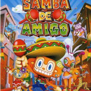 SAMBA DE AMIGO WIΙ