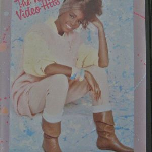"""WHITNEY HOUSTON """"THE NO.1 VIDEO HITS"""" - ΚΑΣΕΤΑ VHS"""
