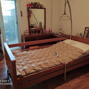 Κρεβάτι Νοσοκομειακού τύπου ηλεκτρικό