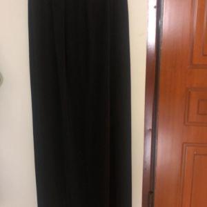 Στράπλες maxi φόρεμα