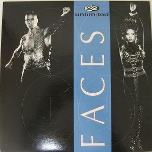 "2 UNLIMITED""FACES"" - MAXI SINGLE"