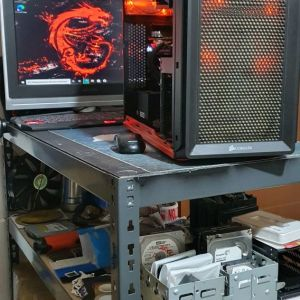 AMD GAMING PC 8-Core!
