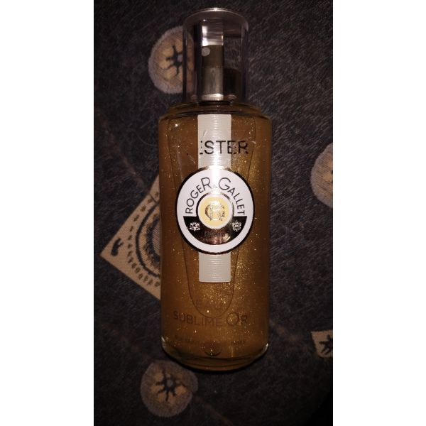 roger gallet aroma sublime or